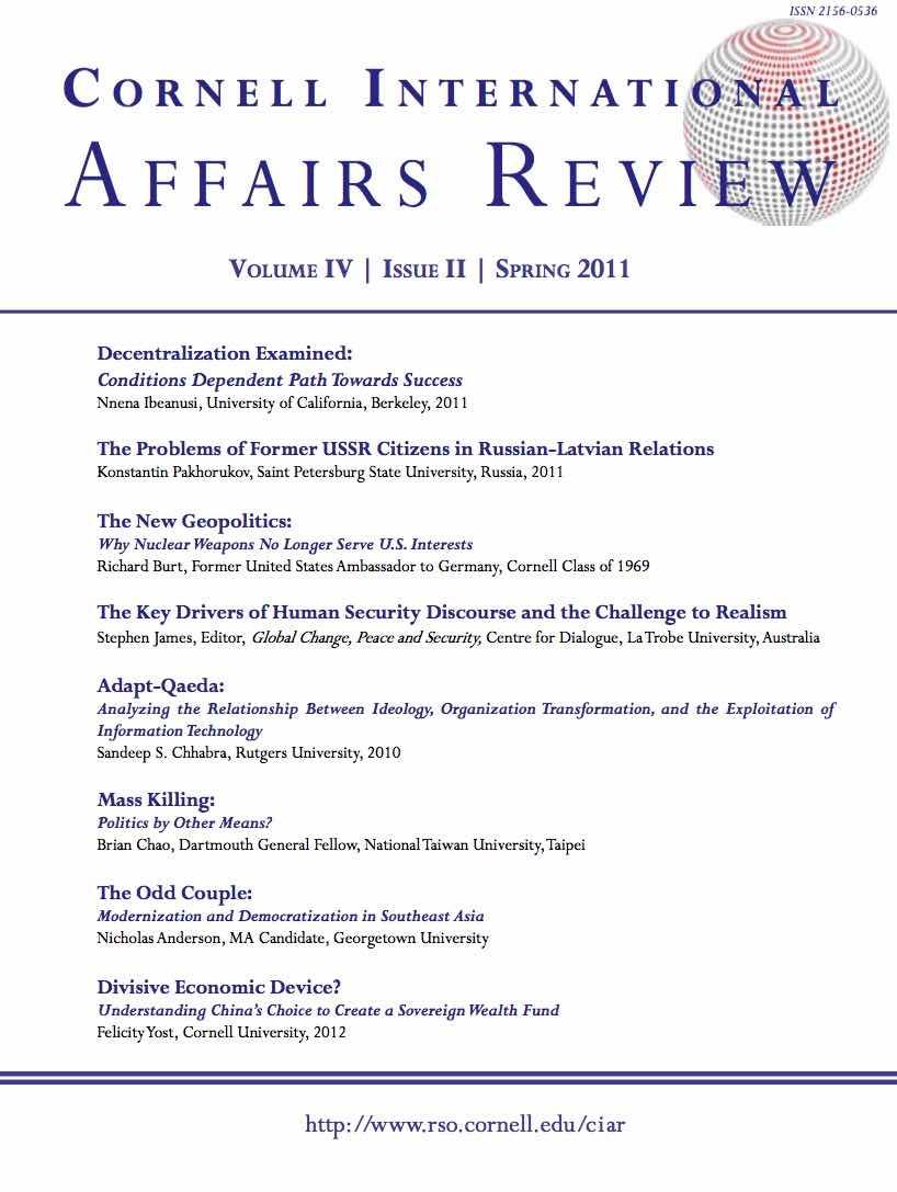 CIAR 4(2) cover